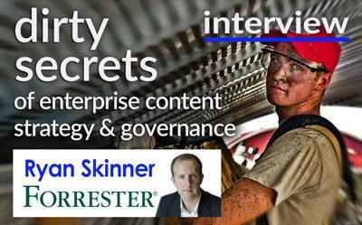 Featured Speaker Interview: Ryan Skinner, Forrester (34 Min w Transcript)