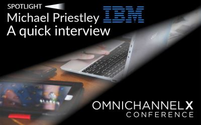 A quick interview with IBM's Michael Priestley on omnichannel content strategy for marketing